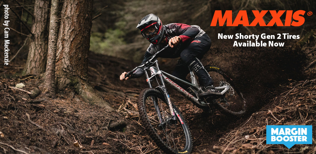 Maxxis Shorty Tires - DH Rider