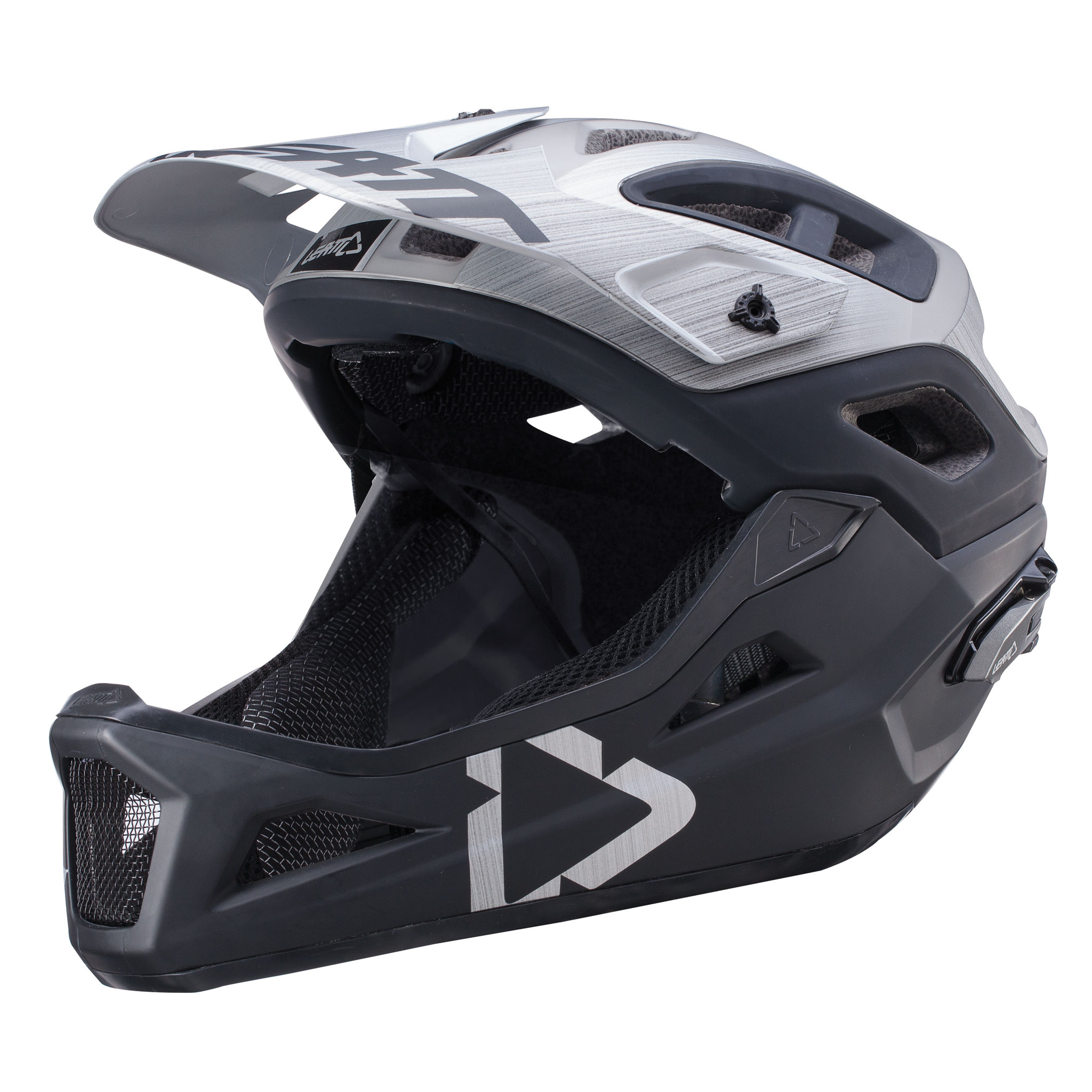 DBX 3.0 Enduro Helmet, Brushed - L (59-63cm)