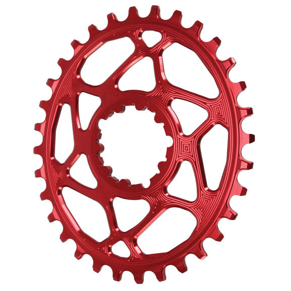 Spiderless GXP (Boost 3mm) DM Oval Chainring, 32T - Re