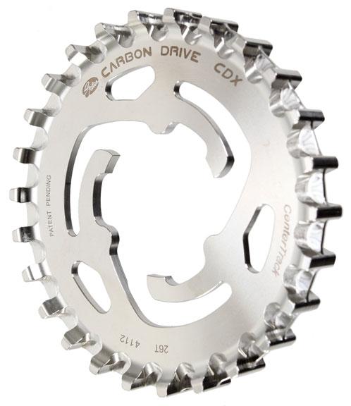 Belt Drive CDX Rear Cog, SureFit 3-Lobe - 26t