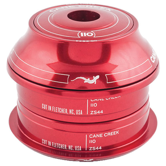 110-Series ZS44 28.6 ZS44 30 Headset (Tall) Red NLS