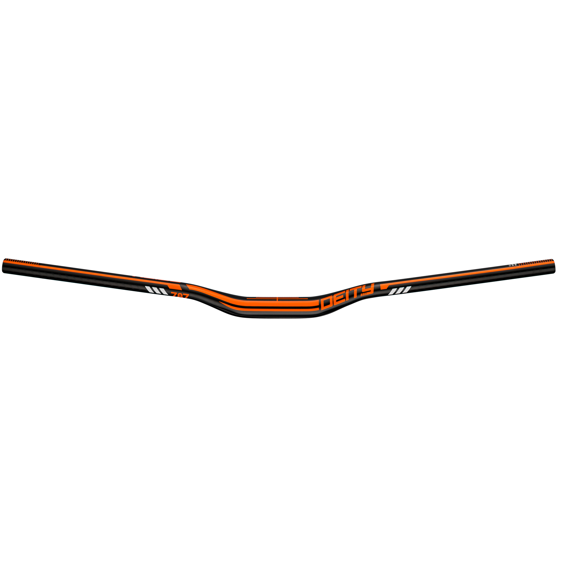Skyline 787 Riser Bar (31.8) 25mm 787mm - orange