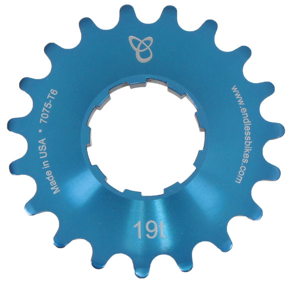 Dashing Kick Ass Cog 19t Blue Ano Chills And Pains