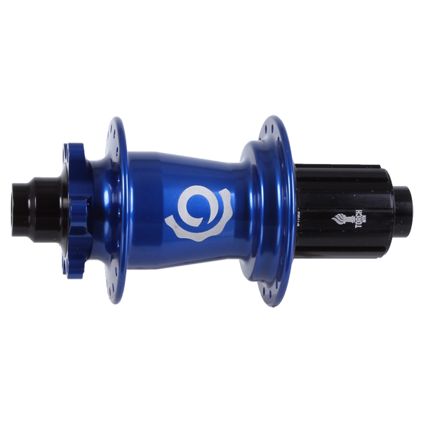 Torch R  TA Hub, 12x142 HG 32h - bluee  outlet store