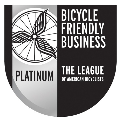 Bicycle Friendly Business - Platinum